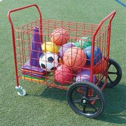 BSN All Terrain Ball Locker - All Terrain Cart Playground