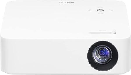 LG CineBeam PH30N - Proyector portátil con batería integrada (hasta 100