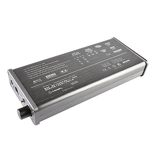 DEAFidelity Elfidelity DSD DAC integrate Audio Headphone Amplifier, Desktop USB Digital Analog Convertor, External PC Soundcard, Support DSD 256 direct decoding by DEAFidelity (Image #6)