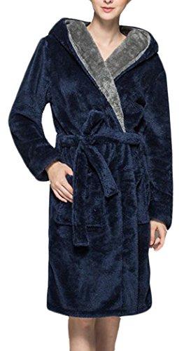 xqs-women-men-fleece-robe-long-plush-hooded-bathrobe-as-picture-xs