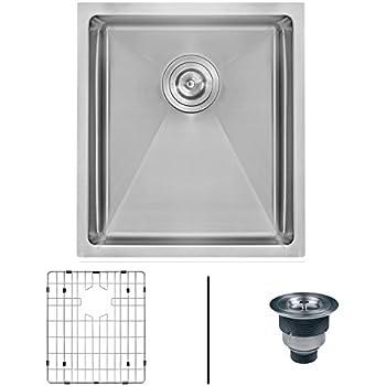 Kohler K 5287 Na Strive 15 X 15 Inch Under Mount Bar Sink
