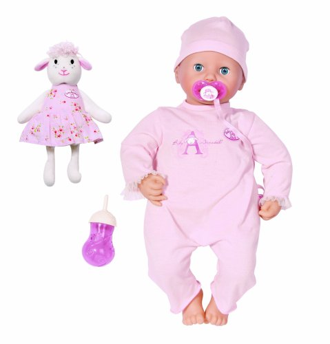 Zapf Creation Baby Annabell Doll Version 5