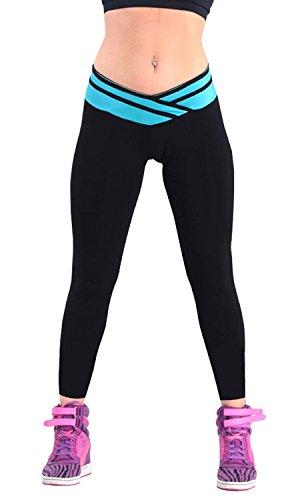 iLoveSIA R Women's Tights Capri Ankle Legging US Size XS (Capri Low Rise Jersey)