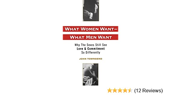 amazon com what women want what men want why the sexes still see
