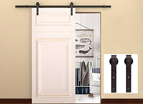 5 panel wood door - 5