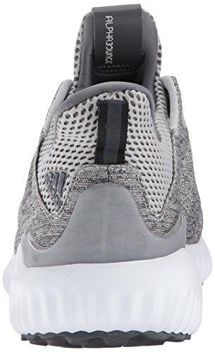 Adidas Originali Donna Alphabounce Em W Scarpa Da Corsa Grigio Cinque / Grigio Due / Bianco