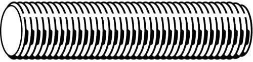 9//16-12 x 339; Plain B7 Alloy Steel Threaded Rod