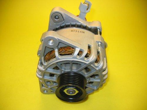 DB Electrical HO-8265-200 New Alternator For High Output 200 Amp 2.3L 2.3 Ford Ranger Truck 01 02 03 04 05 06 2001 2002 2003 2004 2005 2006, Mazada B Series PIckups 01 02 03 04 05 06 07 08 1F70-18-300 01 02 Ford Ranger Truck