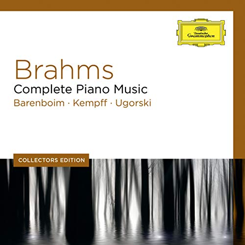 Brahms: Theme with Variations in D Minor, Op. 18b (Arr. of 2nd Movement of the String Sextet Op. 18)