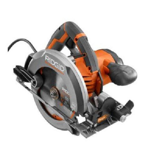Ridgid ZRR3204 12 Amp 6-1/2 in. Fuego Magnesium Compact Framing Saw (Certified Refurbished) by Ridgid