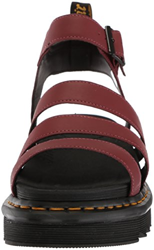 Martens Dr Cherry Leather Cherry R24194600 Blaire Womens Temperley Red dr8Tqr