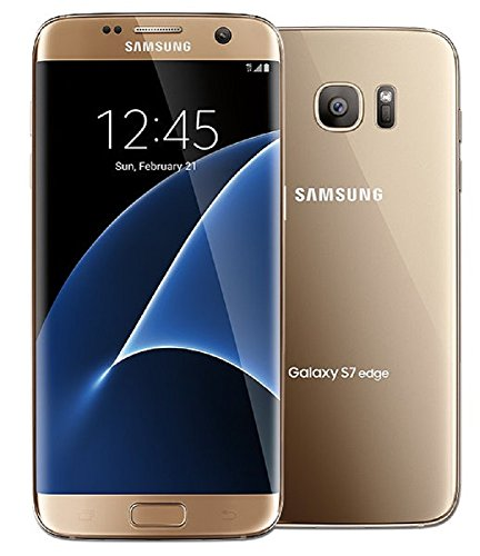 Samsung Galaxy S7 Edge SM-G935T (T-Mobile) 32GB (Gold Platinum)