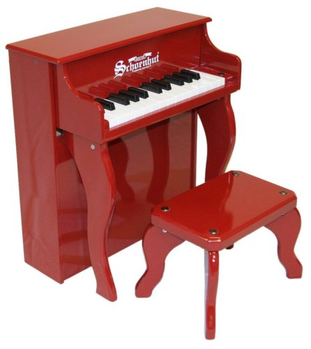 Looking for a schoenhut piano for kids red? Have a look at this 2020 guide!
