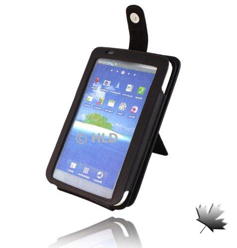 New Travel Leather Case for Samsung Galaxy Tab P1000 Tabl...