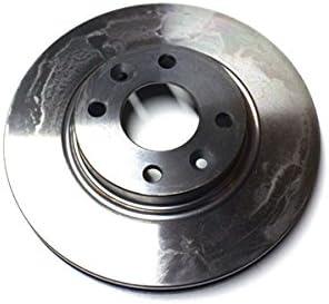 QH BDC6025 Front Axle Internally Vented Brake Disc