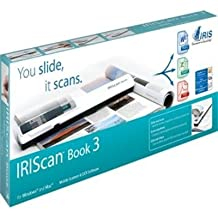 IRIS Inc 457888 Iriscan Book 3