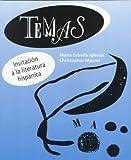 Temas : Invitación a la Literatura Hispánica, Iglesias, María Estrella and Maurer, Christopher, 039553688X