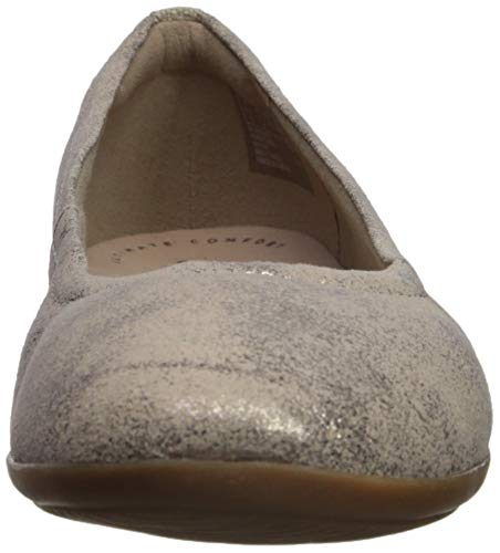 CLARKS Womens Gracelin Vail Ballet Flat