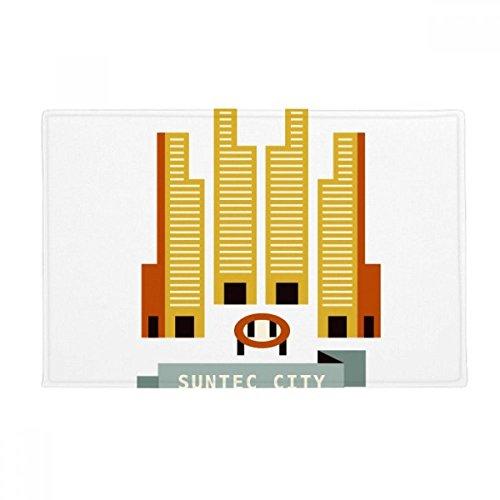 Singapore Suntec City Landmark Anti-slip Floor Mat Carpet Bathroom Living Room Kitchen Door - City Singapore Suntec