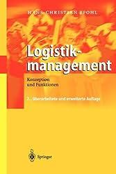 Logistikmanagement: Konzeption und Funktionen (German Edition)