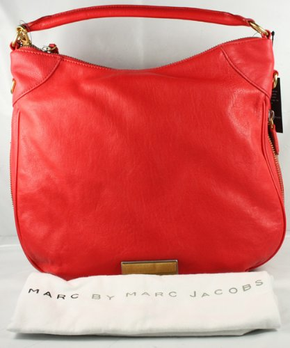 317ece4160 Amazon.com: Marc Jacobs Washed Up Billy Hobo in Flame Scarlet: Shoes