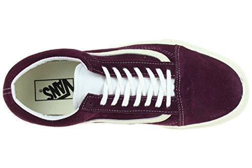 Grape Wine Blues Old U Skool Dress Vintage Vans Sneaker neo Unisex Adulto qUZBvxIwn