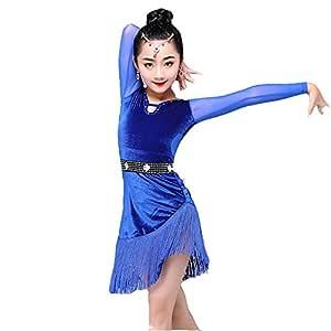 Yamyannie-Gdr Vestido de Baile de Las niñas, Niños Niñas ...
