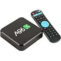 SEEKONE A96X(S905X) TV Box HD Android 6.0 Quad Core 1G/8G Black 2017 Newest