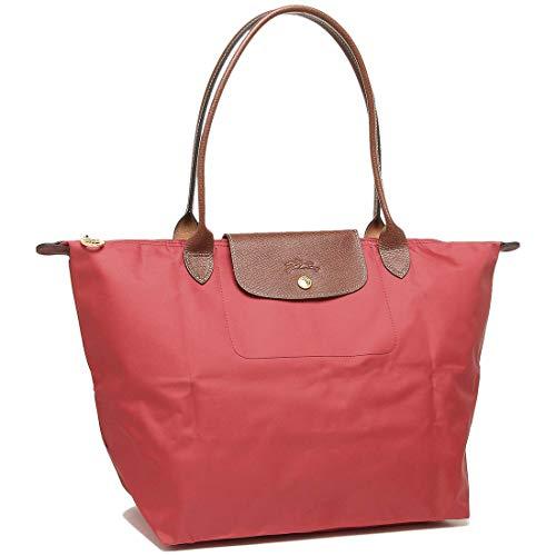 Longchamp 'Large 'Le Pliage' Tote Shoulder Bag, Fig