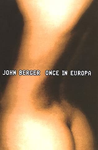 book cover of Once in Europa
