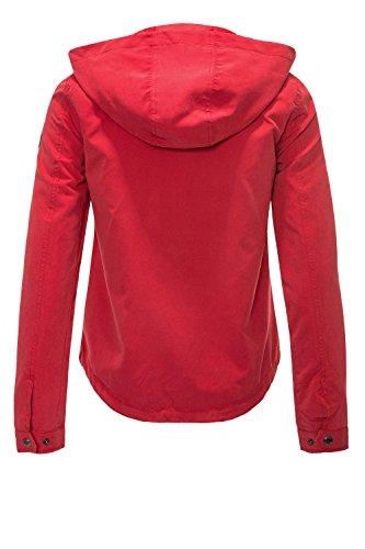 ONLY Damen Onlnew Skylar Parka Jacket Cc OTW Jester Red YFSQ2AI