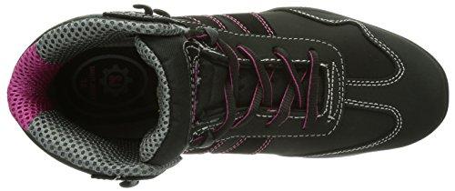 Noir de 210 Safety Femme black Jogger Isis Chaussures Sécurité nqHS1x