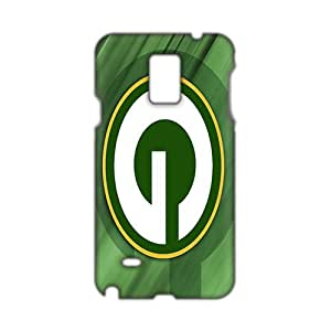 KJHI green bay packers logo 3D Phone Case for Samsung NOTE 4