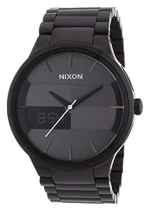 Nixon Spencer Watch - Men's All Black, One Size