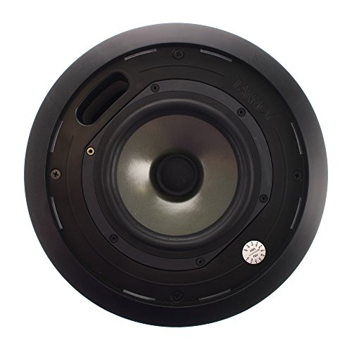 Tannoy CMS601-BM Blind-Mount Full Bandwidth High Power Ceiling Monitor Speaker -