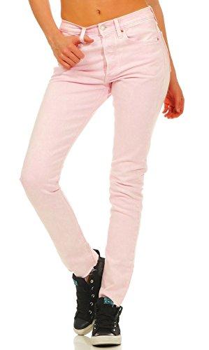 Acid Lilac Jeans Levi's Light ® Skinny 501 W Oxwx0XqUS