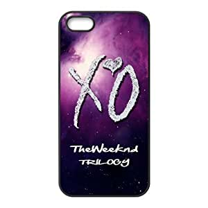 2015 New Arrival Phone Case Cover for iPhone 5 / 5S - The Weeknd XO Designed by HnW Accessories