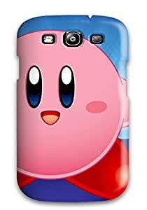 New Style 4947673K19968902 Durable Defender Case For Galaxy S3 Tpu Cover(kirby)