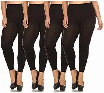 7bb23b2a4df98b Shopping $25 to $50 - Leggings - Plus-Size - Women - Clothing, Shoes ...