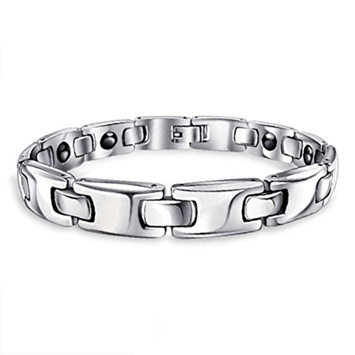 fleeting couple bracelet/Korean fashion titanium steel bracelet-B by Embellishment