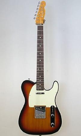 Fender Japón tl62b 3TS sol ráfaga Telecaster guitarra eléctrica japonés (Japón Importación): Amazon.es: Instrumentos musicales