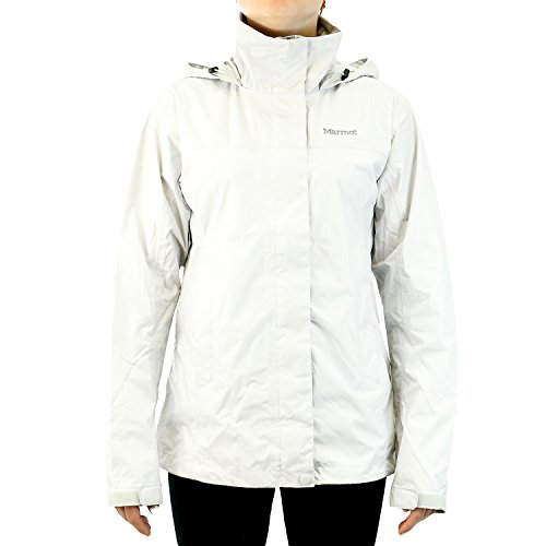 MR LADIES PRECIP JACKET (PLATINUM) (XL)