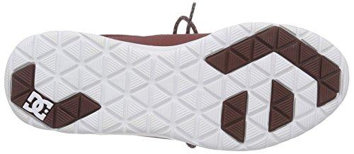 DC ShoesHeathrow Presti M - Sneaker Uomo Rosso (Rojo - Rot (635))