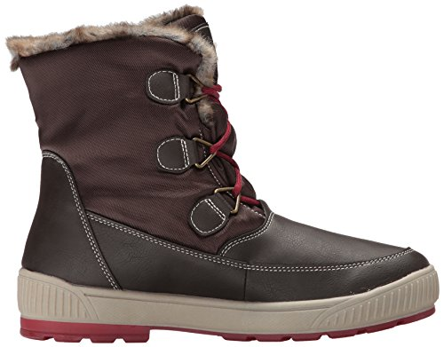 Boot Winter Skechers Women's Chocolate Woodland YxYt7wZq