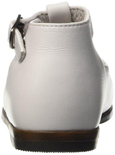 Little MaryMax - Primeros Pasos Bebé-Niñas Blanco (Vachette Blanche)