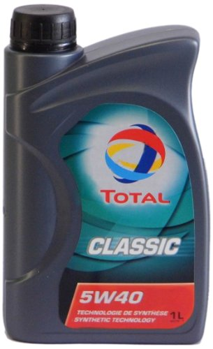 Total 164796 Classic 5W40, 1 Liter Total S.A.