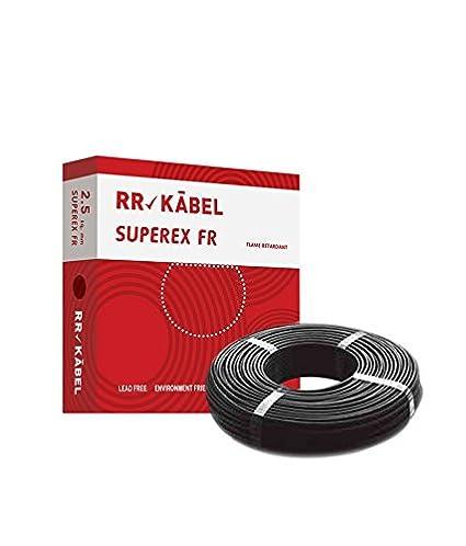 Rr Kabel Superex FR Wire 1.0sqm - 90m Coil (Red, Black, White, Blue ...