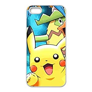 Happy Pokemon alive world Cell Phone Case for Iphone 5s