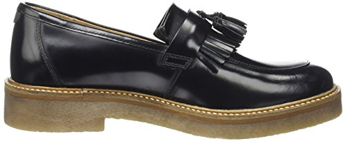 Loafers Oxfox Black Women's Black Noir Kickers 8 gBTxUqEUfw