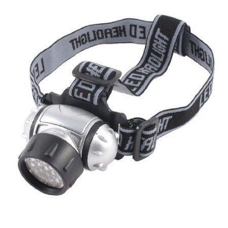 Amazon.com : Banda el?stica Band 4 Modos 19 bombillas LED de luz blanca de la linterna de la l?mpara principal : Beauty